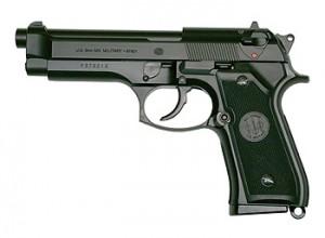 25g váha 394 g délka zbraně 215 mm kapacita zásobníku 22 ran